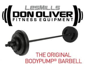 Body Pump Barbell