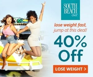 South Beach Diet Easy to Follow Weight Loss Plans