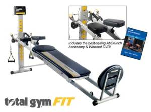 Total Gym Fit Latest Chuck Norris Home Gym