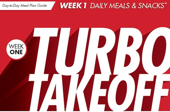 nutrisystem turbo takeoff