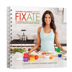 Autumn Calabrese Fixate Cookbook