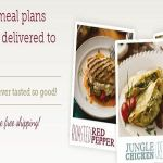 Bistro Meal Plans Delivery Program