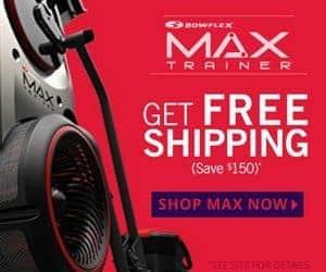 Free Shipping Bowflex Max Trainer