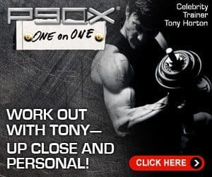 Tony Horton Celebrity Trainer