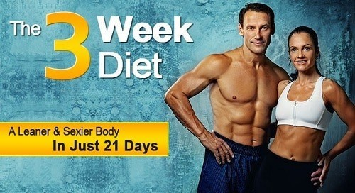 The 3 Week Diet