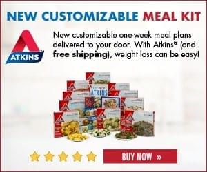 atkins customizable meal kits