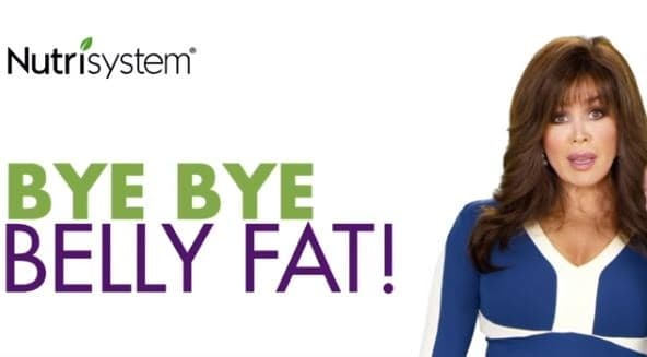 Nutrisystem, Bye, Bye Belly Fatisystem