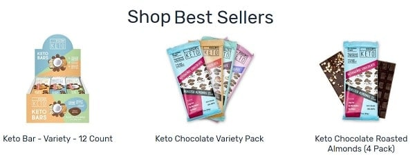 Kiss My Keto Best Seller