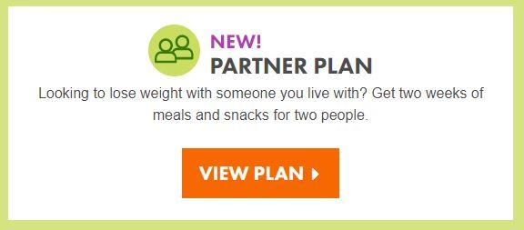 Nutrisystem Partner Plan