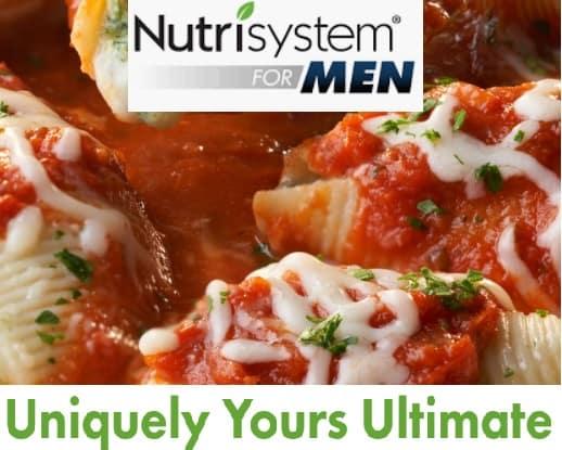 Stuffed Shells - Nutrisystem for Men