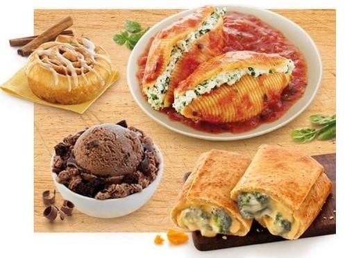 Nutrisystem Diet Plan Menu Great Tasting Food