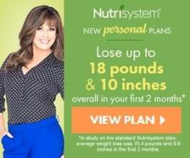 Marie and Nutrisystem