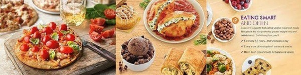 Delicious Foods from Nutrisystem