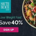 South Beach Diet Meal Plan