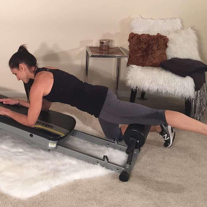total gym roller
