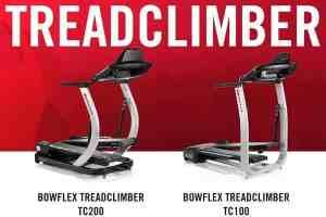 Bowflex Best Treadclimbers