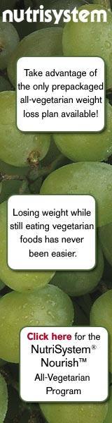 NUTRISYSTEM VEGETARIAN DIET