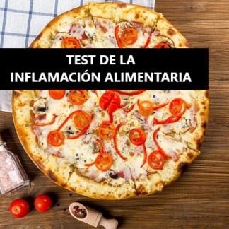 TEST DE LA INFLAMACIÓN ALIMENTARIA