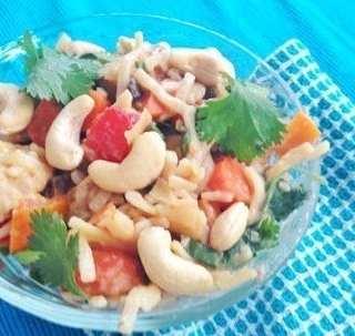 Healthy Thai Stir Fry