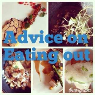 Eating Out: Advice from a Registered Dietitian