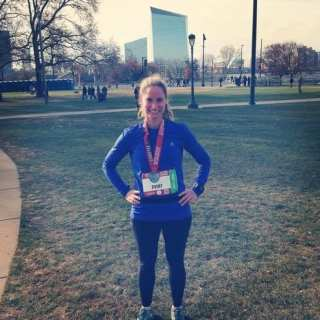Philly Half Marathon Recap
