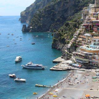 Italy Recap #1: Naples, Pompeii, and Positano