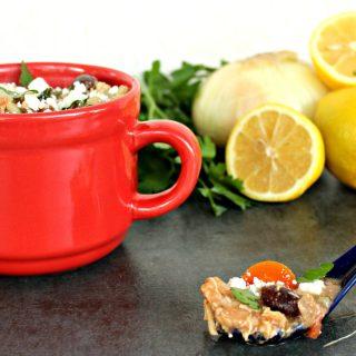 Slow Cooker Greek Chicken Stew