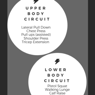 Spring Tune Up Workout