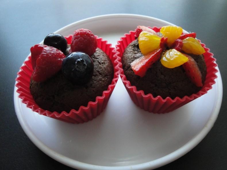 Simple Dairy-Free & Egg-Free Birthday Cupcakes (Vegan, Vegetarian, Egg-Free, Dairy-Free Dessert)