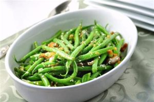 Green Bean in Ginger Salad