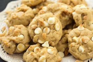 Macadamia Nut Biscuits