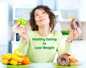 eating to lose weight