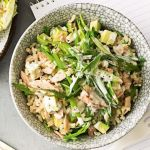 Japanese Tuna and Rice Salad