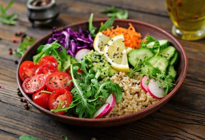 The Diet of the Common Sense - Quinoa Salad