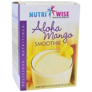 Aloha Mango Diet Protein Smoothie (7/Box) Image