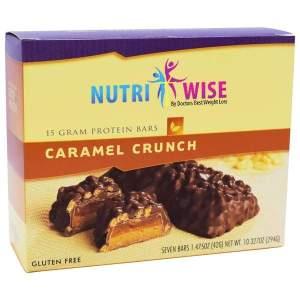 Caramel Crunch Protein Diet Bar (7/Box) Image