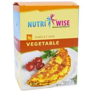 Diet Vegetable Omlet Mix (7/Box) Image