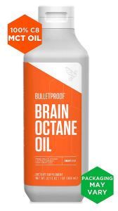 Bulletproof Brain Octane MCT Oil Image