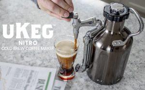 GrowlerWerks uKeg Nitro Cold Brew Coffee Maker Image