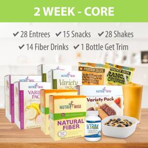 Doctors Best Weight Loss CORE - High Protein Meal Plan (2-Week) Image