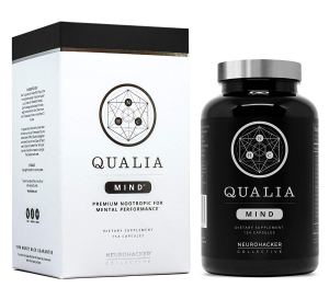 Qualia Mind Nootropics -Top Brain Supplement Image