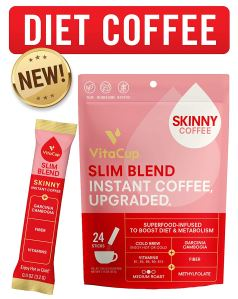 Vitamin & Superfood Infused Coffees & Tea Image