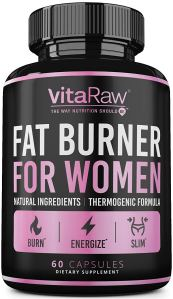 VitaRaw Fat Burner for Women Image
