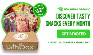 Urthbox Gluten-Free and Diet Snacks Image