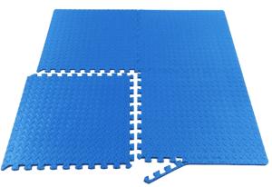 ProsourceFit Exercise Puzzle Mat