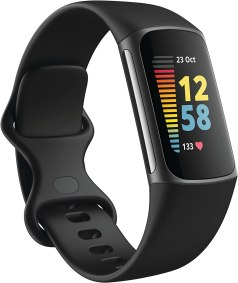 Fitbit Charge 5 Advanced Fitness & Health Tracker