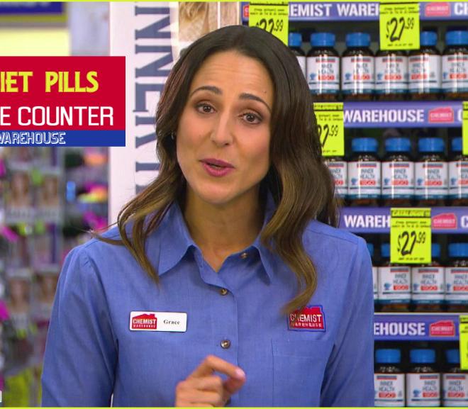 Best Diet Pills at Chemist Warehouse in Australia