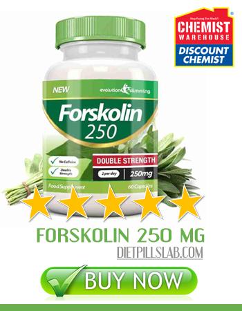 Buy Forskolin 250 at Chemist Warehouse