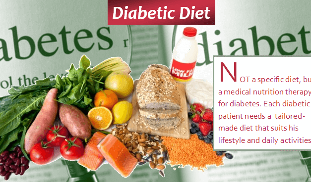Diabetic Diet: Healthy Eating for Diabetics to Manage Diabetes