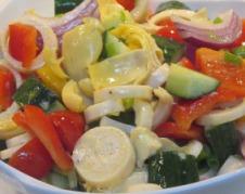 Andalusian Salad (Dukan Diet PV Cruise Recipe)